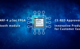 Bluetooth module CE-RED approved (20200407)